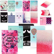 Vogue Wallet Magnetic Leather Case Cover For Apple iPad Air 1/2 iPad Mini 2/3/4