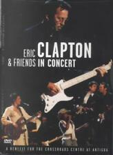 Eric Clapton & Friends: In Concert: A Benefit For The Crossroads Centre At Antig