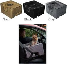 Pet Gear Suede Lookout Dog Cat Booster Car Seat  - SHIPS FREE ***