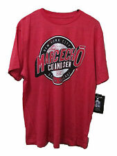 Marc Ecko Cut & Sew New York City Deadly Threads Mens T-Shirt (Red) Size M / L