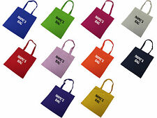 PERSONALISED NAME TOTE BAG SHOPPING BAG COTTON BAG CUSTOM NAME TOTE BAG SHOPPER