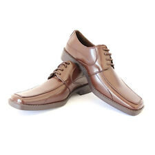 New Men's Dress Shoes Coronado Canto lace up Square Toe Oxford Leather Lining
