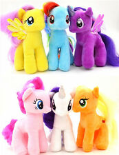 "Cute My Little Pony Soft Plush Toys 8"" Stuffed Animal Toy Kids Toy Doll Gift"