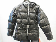 NEW GIRL'S THE NORTH FACE CROCOLEE DOWN JACKET - TNF BLACK PRINT