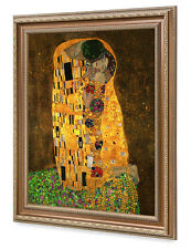 DecorArts-The Kiss,by Gustav Klimt Giclee Print& Museum Art for Wall Decor