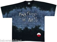 NEW PINK FLOYD ANOTHER BRICK IN THE WALL TIE DYE T-SHIRT SIZE MED LARGE XL 2XL