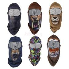 Outdoor Motorcycle Cycling Neck Head Protecting Balaclava Warmer Full Face Mask