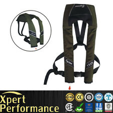Top Quality Inflatable Life Jacket Survival Aid Life Vest PFD Slim Manual NEW