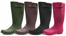 County Classic Wellies Womens Long Wellington Boots ALL SIZES AND COLOURS