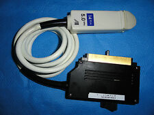 AI ACOUSTIC IMAGING 14 TCLA 5.0MHZ ULTRASOUND TRANSDUCER  FOR AI 5200 SYS. 3491