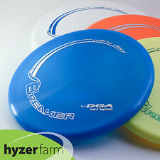 DGA PRO LINE BREAKER *pick your weight and color* disc golf putter Hyzer Farm