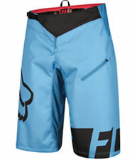 FOX DEMO DH MTB BIKE SHORTS BLUE 2016