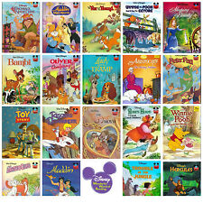 Disney's Wonderful world Of Reading Grolier Book Club Collection Choice Listing