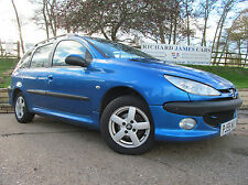 Peugeot 206 SW 1.4HDi 70 ( a/c ) 2005MY S estate DIESEL LOW TAX