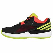 Adidas Crazy Strike Low Black Green Solar Red Mens Basketball Shoes S83883