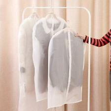 Cloth Garment Suit Coat Hanging Storage Bag Wardrobe Dust Cover Protector