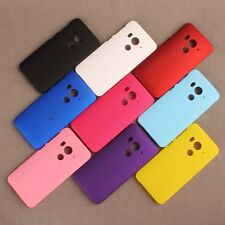 Slim Premium Matte PC Hard Back Shell Cover Skin Case For HTC Mobles