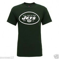 NEW MENS OFFICIAL AMERICAN SPORTS MERCHANDISE NEW YORK JET LARGE LOGO T-SHIRT