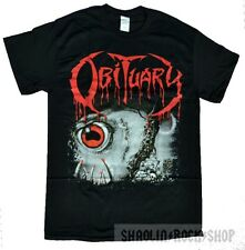 Obituary Shirt Cause Of Death With Back Print Licensed Official Merchandise