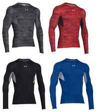 7 Colors Under Armour Men's CoolSwitch Longsleeve Compression Fit Shirt NWT #039
