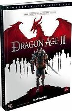 Brand New Dragon Age II : The Complete Official Guide (2011, Paperback)