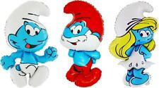 Foil Balloon Smurf Clumsy Smurf, Papa Smurf,Smurfette Party Supplies Smurfs 32''