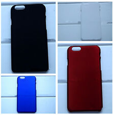 Matte Ultra-Thin Rubberized Hard Shell Back Cover Case for Apple iPhone 4 5 6 PS