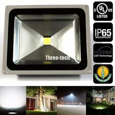 50W Cool White Flood Light LED Outdoor Garden Landscape Spot Lamp SMD 110V