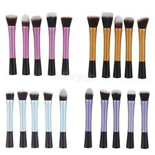 5 Pcs Professional Cosmetic Makeup Brush Set Powder Eyeshadow Blush Brushes Kit