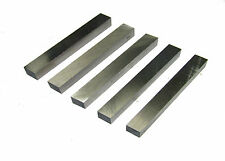 RDGTOOLS TOOLSTEEL 5PC HSS VARIOUS SIZES AVAILABLE MILLING TURNING TOOLS MYFORD