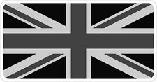 Union Jack British Flag Subdued Decal / Sticker