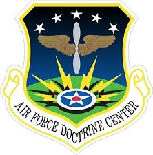 U.S. Air Force Air Force Doctrine Center Decal / Sticker