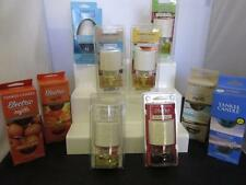 Yankee Candle Electric Home Fragrance Plug In Bases and Refills YOU CHOOSE