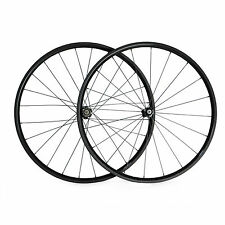Diy-Bike 700C 24mm Clincher Bike Carbon Wheels 23mm Width Road Bicycle Wheelset