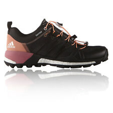 Adidas Terrex Boost Womens Gore Tex Waterproof Trail Walking Sports Shoes