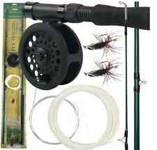 New Trademark Commerce 80-3135 Gone Fishing Crystal River Fly Fishing Combo Kit