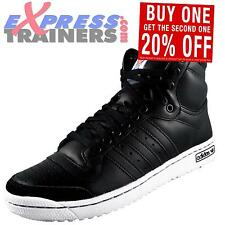Adidas Originals Mens Top Ten Hi Retro Basketball Hi Top Trainers *AUTHENTIC*