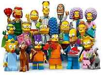 LEGO Simpsons Minifigures- Series 2- Your Pick!