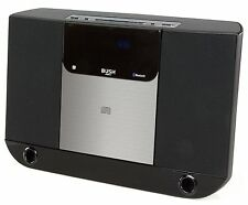 Bush CMC111i CD Micro Hi-Fi System with iPod / iPhone Dock