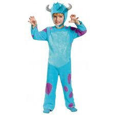 Sulley Toddler Classic Costume Monsters, Inc. Halloween Fancy Dress
