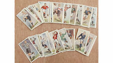John Player Cigarette Cards - Footballers - 1928 Full set originals.