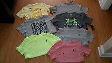 Under Armour Mens' Cotton Charged T-Shirt, Many Colors,Styles & Sizes MSRP$24.99