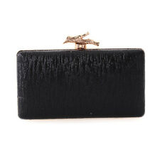 Lady Fashion Design Evening Bag Shoulder Chain Bags Clutch Handbag Purse Satchel