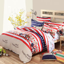 American Flag Quilt Bedding For Good Nights Rest