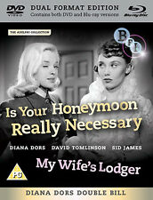 Is Your Honeymoon Really Necessary / My Wife's Lodger (Dual Format)