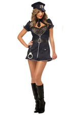 Brand New Sexy Candy Cop Police Officer Adult Halloween Costume