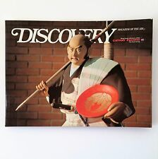 Cathay Pacific Inflight Discovery Magazine 1978 VOL 8 NO 4 RARE