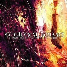 MY CHEMICAL ROMANCE : I BROUGHT YOU MY BULLETS YOU BROUGHT ME YOUR LOVE VINYL LP