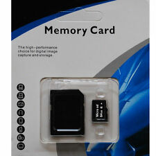 8/16/32GB Micro SD SDHC TF Memory Card Class 10 Free SD Adapter for Phone Tablet