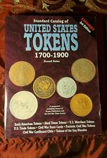 Standard Catalog of United States Tokens 1700-1900 New, Russell Rulau, Krause